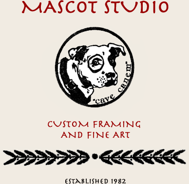 MASCOT STUDIO: CUSTOM FRAMING AND FINE ART